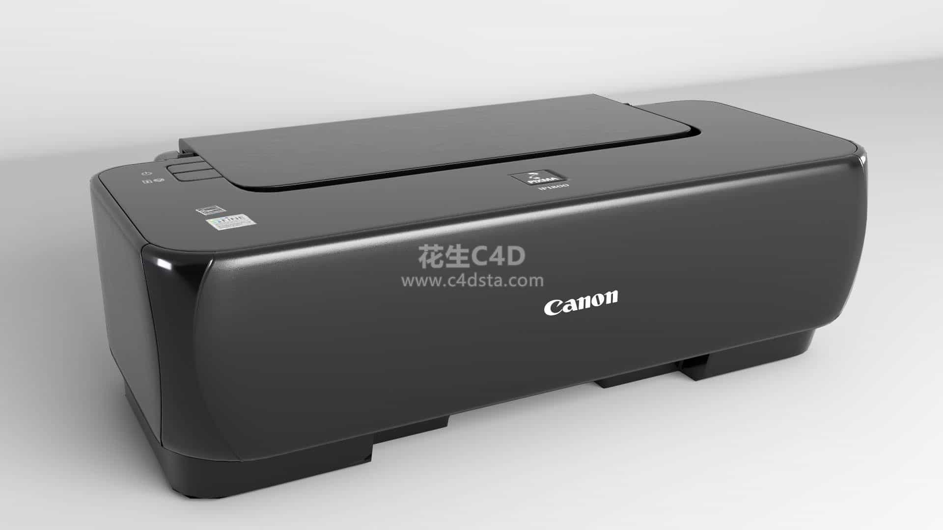 三维模型-佳能打印机模型 626CG资源站